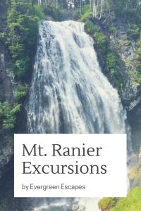 Mt Ranier Day Trip