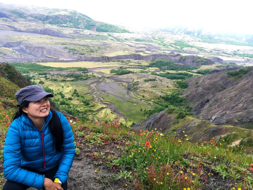 Mt.St.Helens Evergreen Escapes Karlaroundtheworld