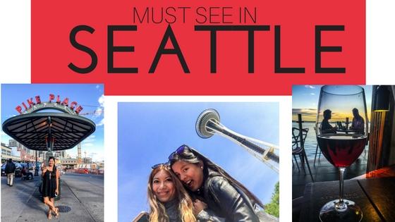 Must See in Seattle Karlaroundtheworld