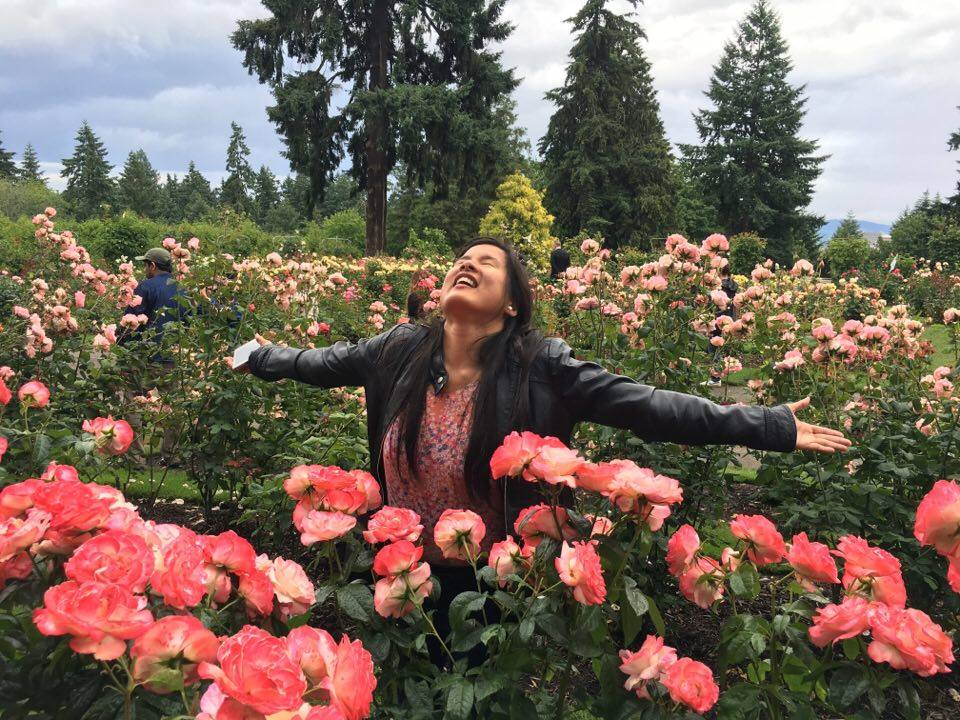 Rose Garden Portlnad
