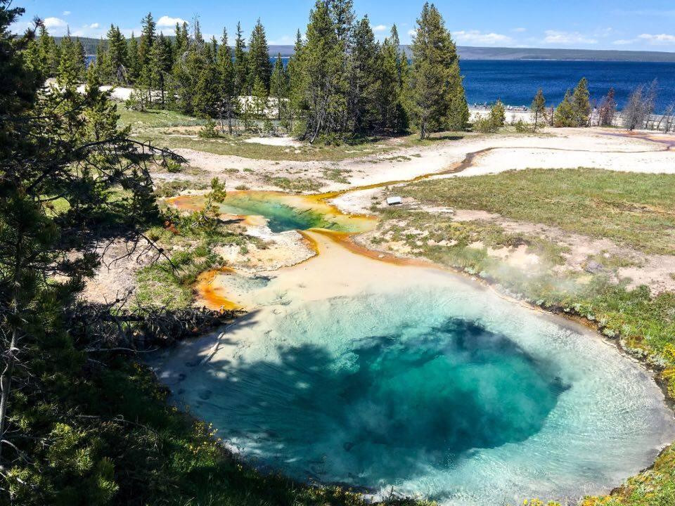 Yellowstone National Park karlaroundtheworld