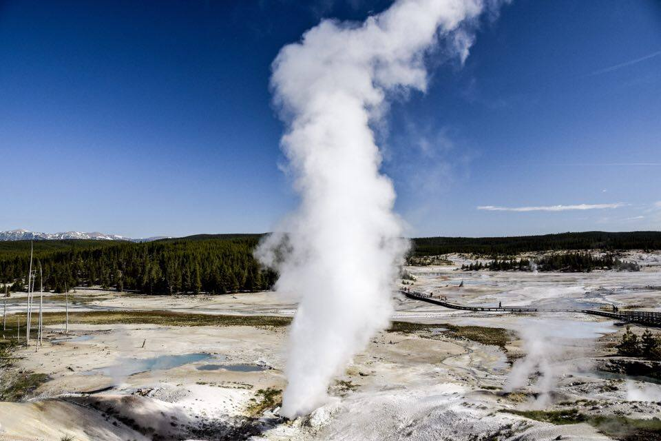 Yellowstone National Park karlaroundtheworld