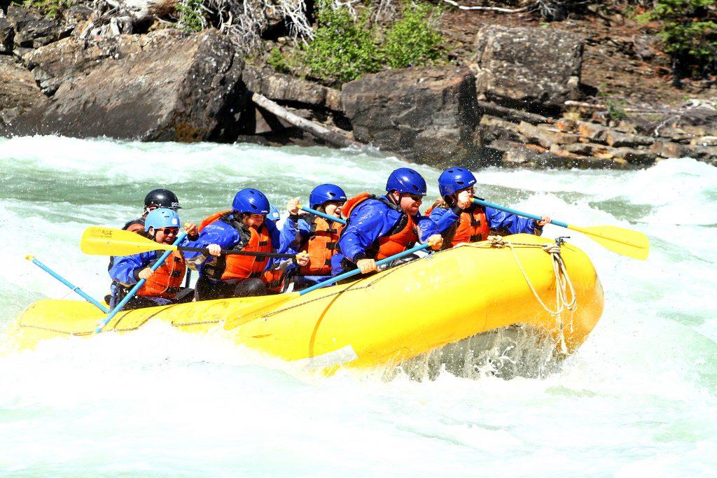 Karlaroundtheworld White Water Rafting