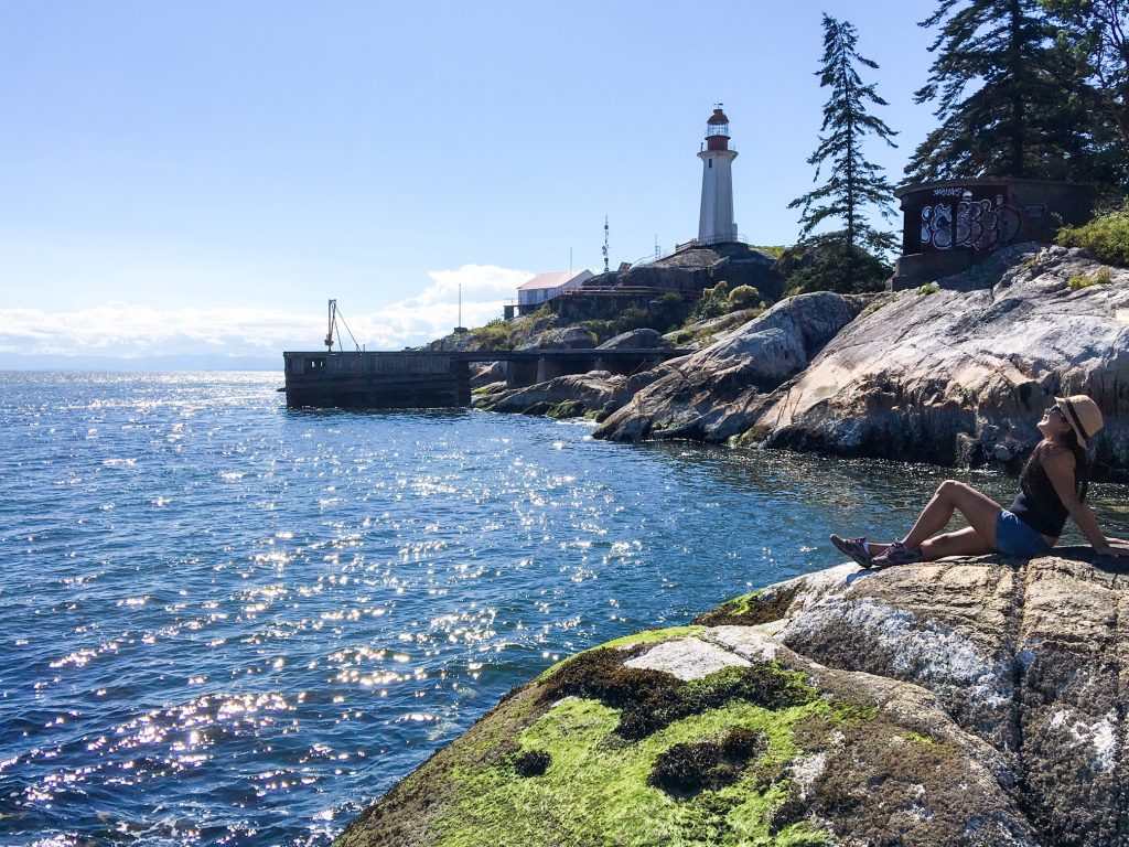 Lighthouse West Vancouver Karlaroundtheworld