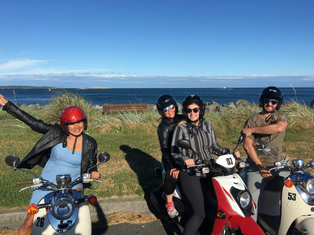 Scooter Ride Karlaroundtheworld