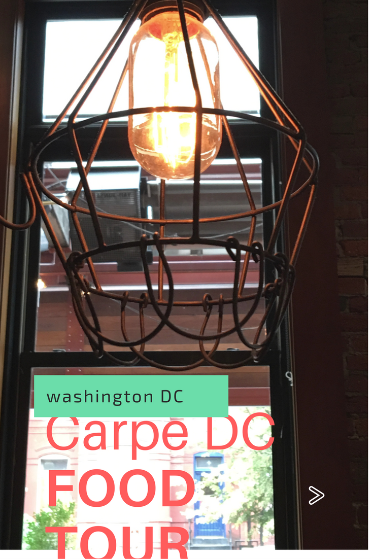 Carpe DC Food Tour
