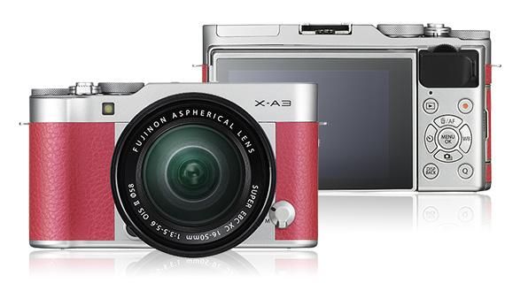 Fujifilm-XA3