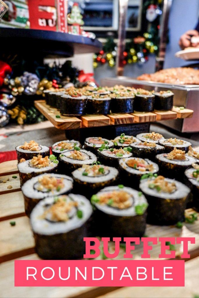 Roundtable-buffet-Kapitolyo