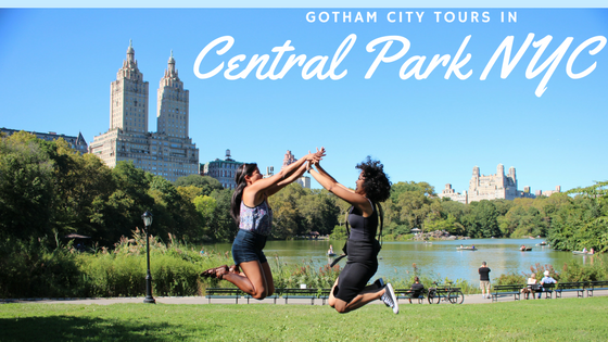 Central Park Gotham City