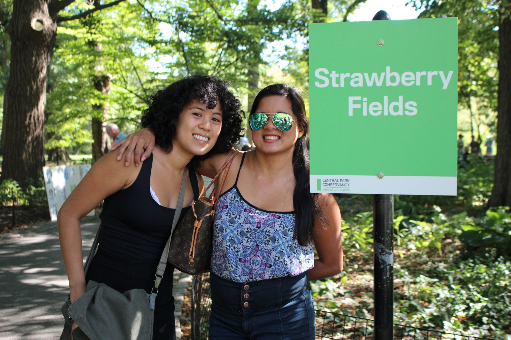 Strawberry Fields Central Park