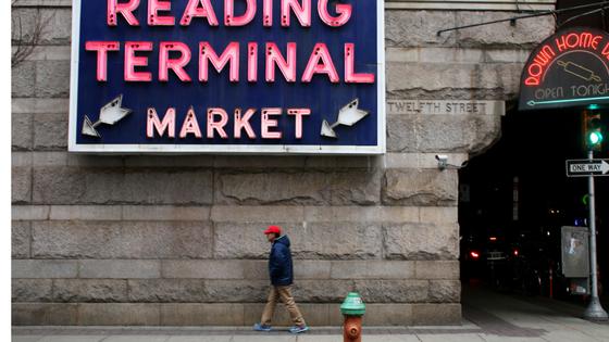 Reading Terminal Philadelphia