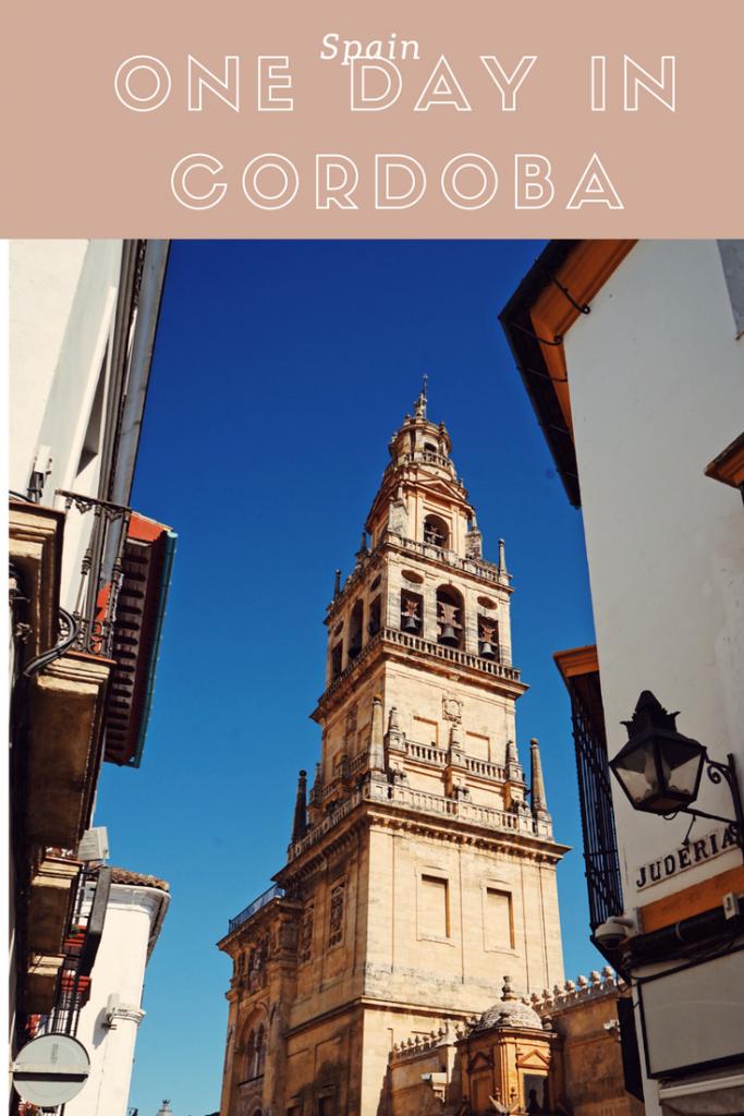 Day trip to Cordoba