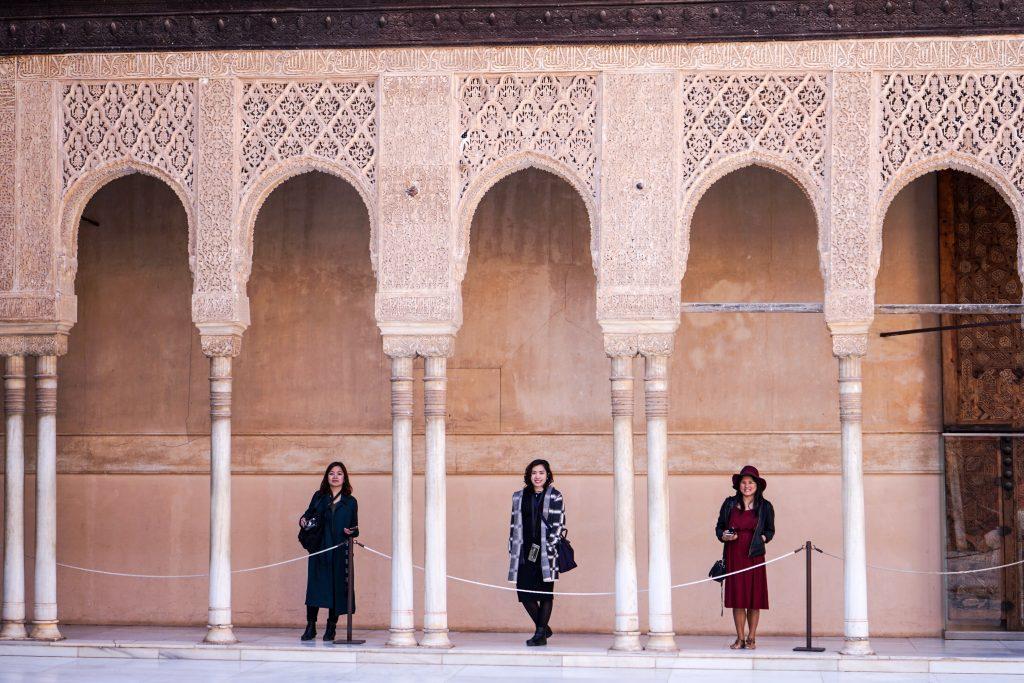 Granada-Spain- Alhambra