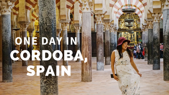 Day trip to Cordoba