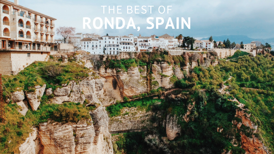 One day in Ronda Spain