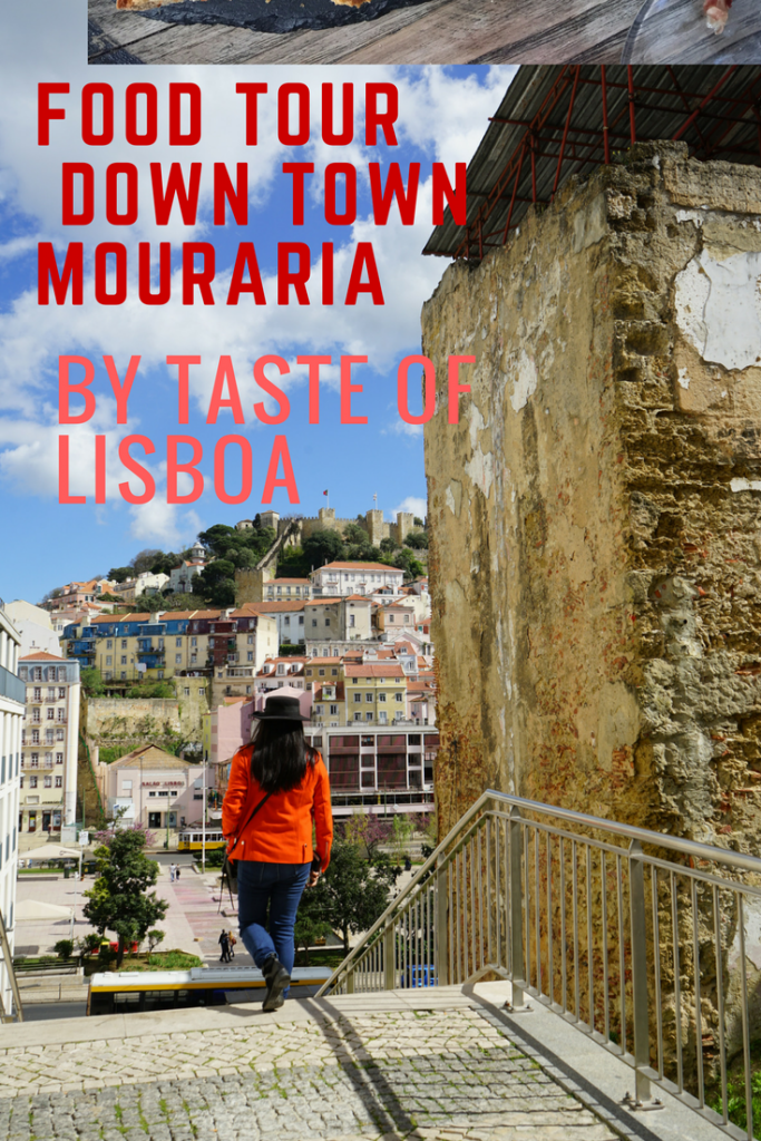 Taste of Lisboa food Tour