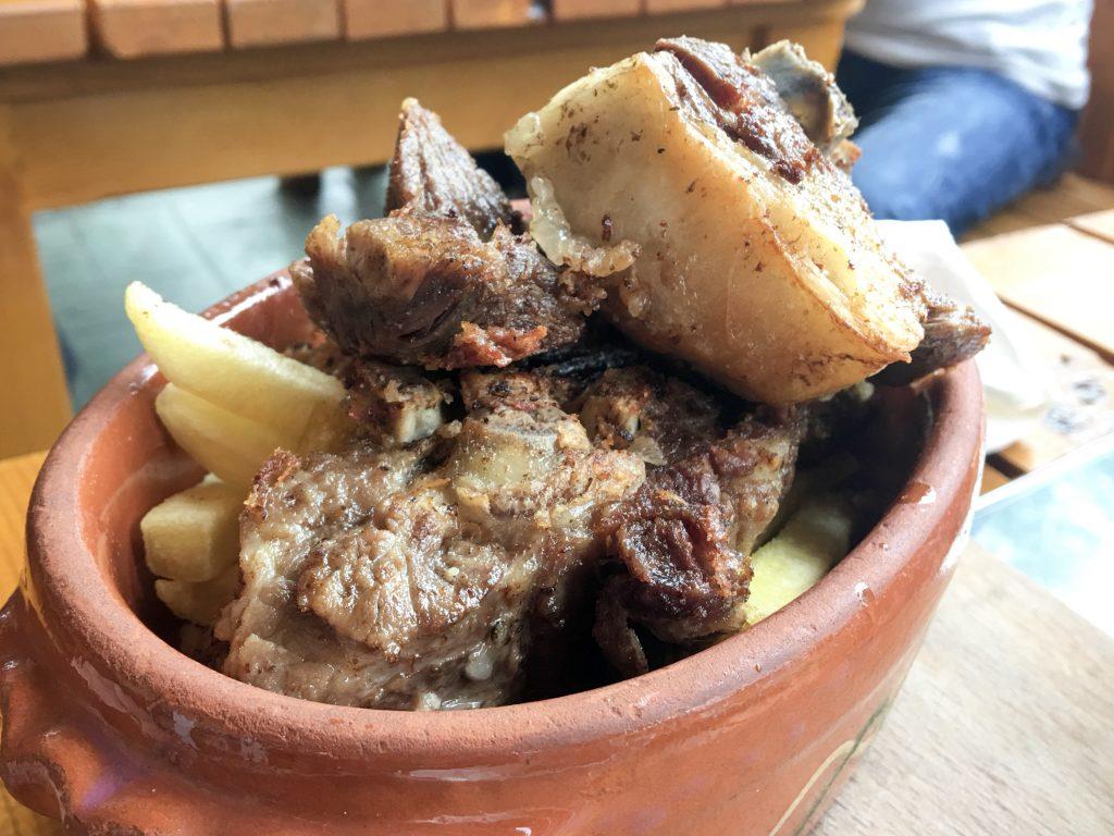 Roast Lamb Montenegro