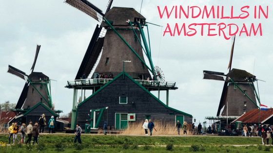 Windmills-in-Amsterdam