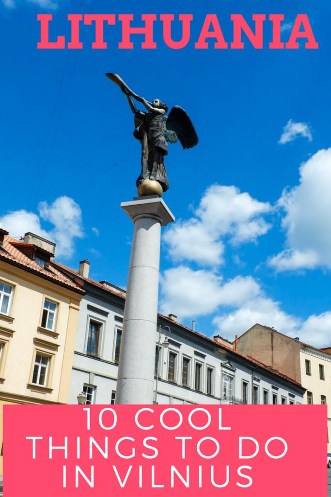 Vilnius-Must-Do