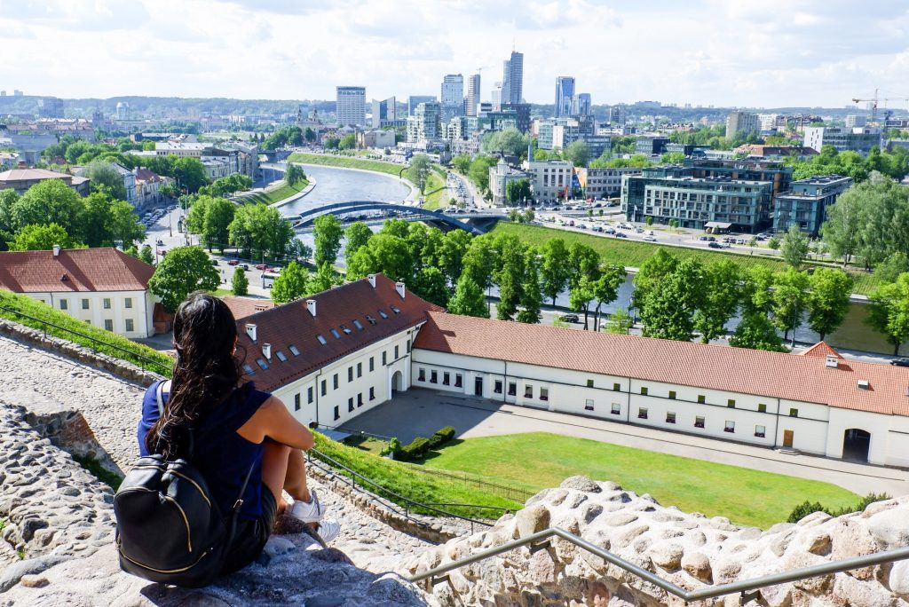Vilnius-Itinerary