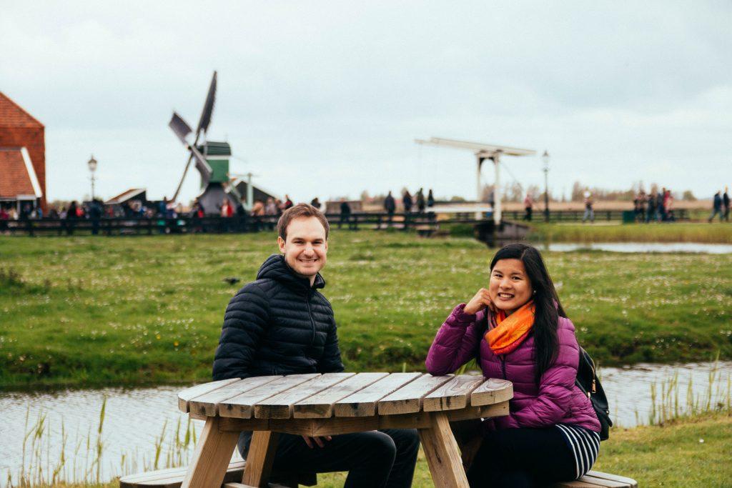 Amsterdam-windmill