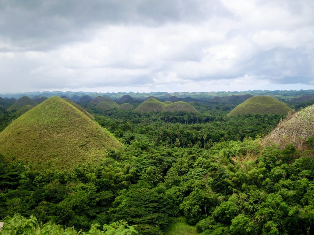 Bohol-Chocolate-Hills