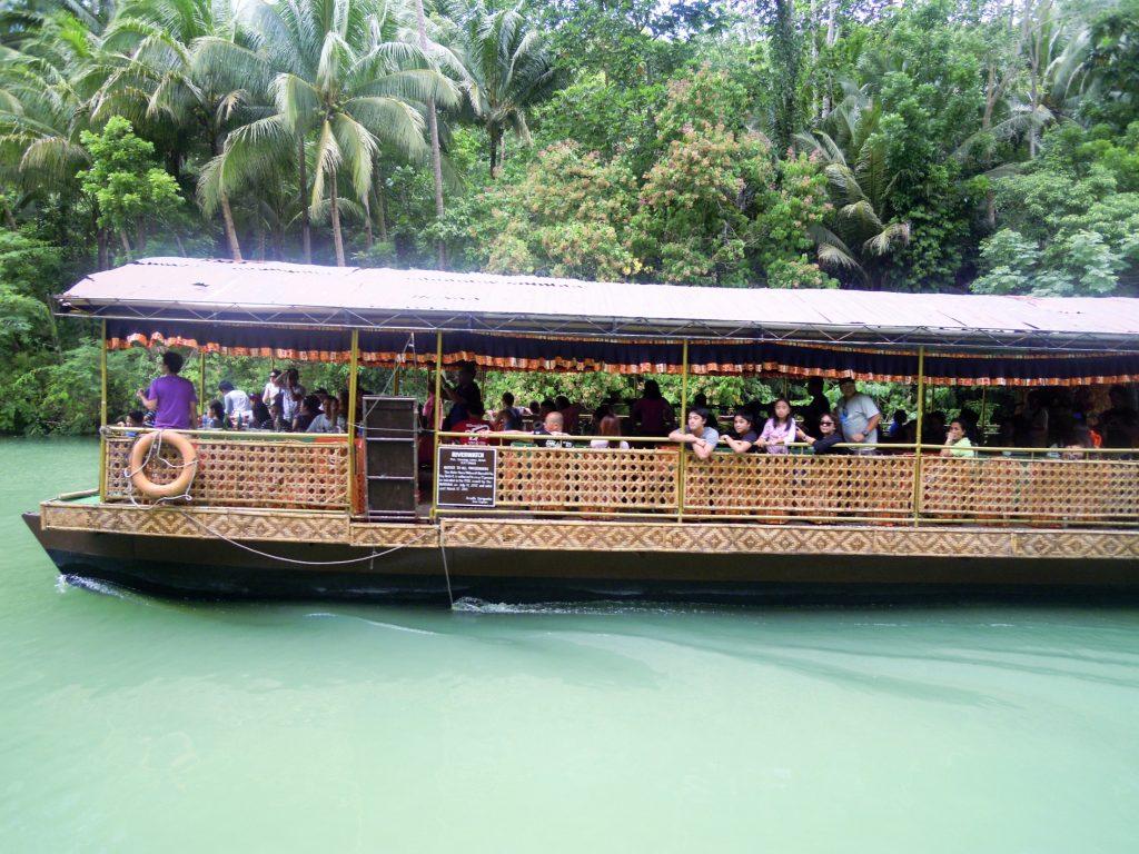 Bohol-Loboc-River-Cruise