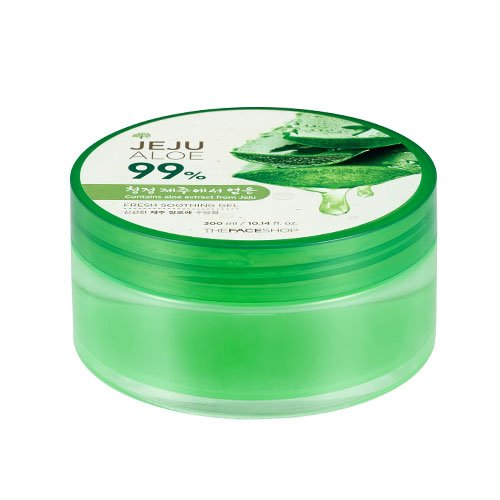 Faceshop aloe gel