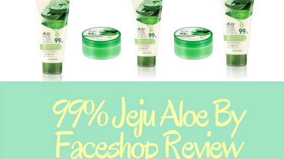Is Nature Republic Aloe Vera Gel Good For Oily Skin