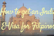 Filipinos E-Visa-for-India-Karlaroundtheworld.com