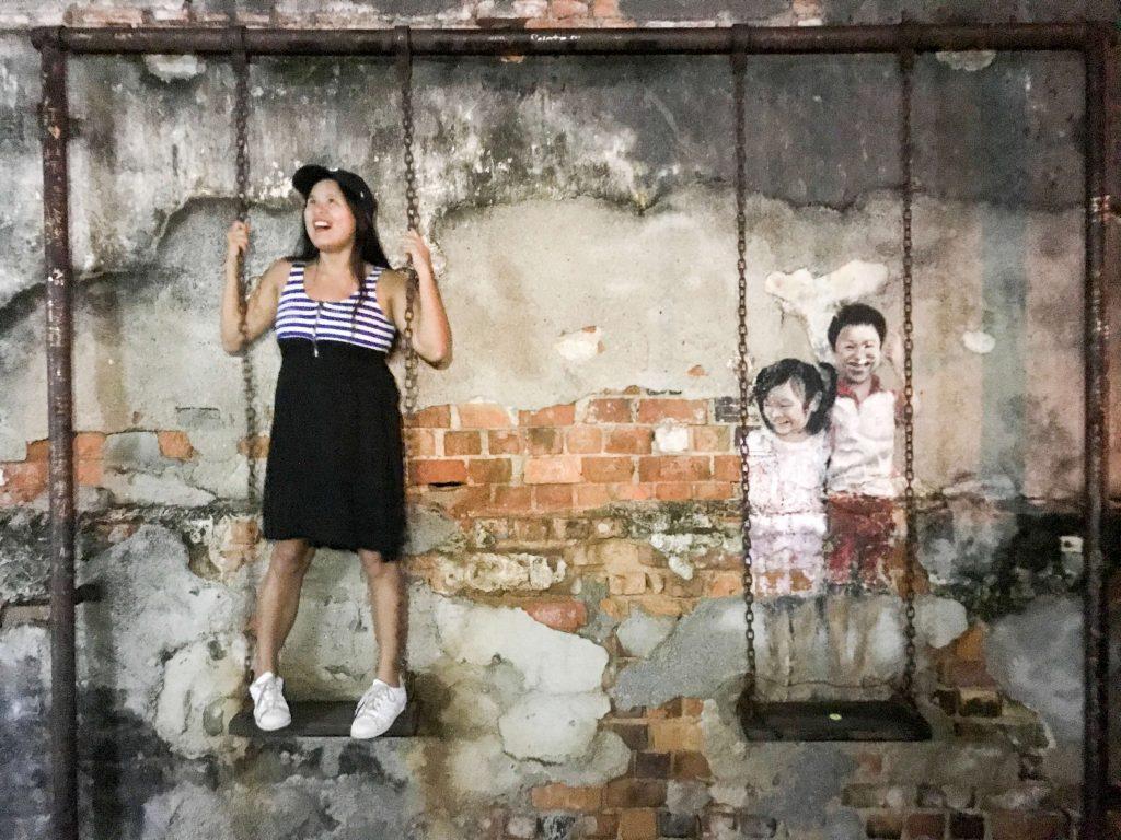 Street-Art-Penang-Malaysia-Karlaroundtheworld