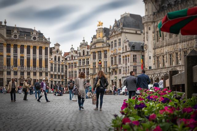 Brussels-Karlaroundtheworld
