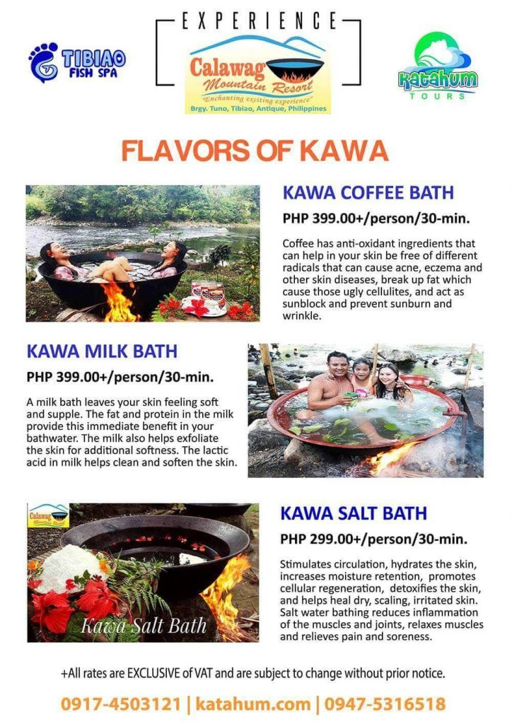Kawa-Hot-Bath-Tibiao-Antique