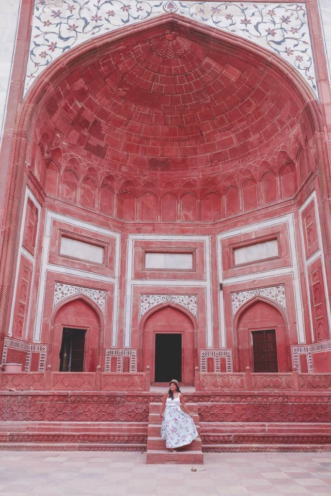 Day trip in Agra