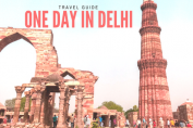 One Day in Delhi