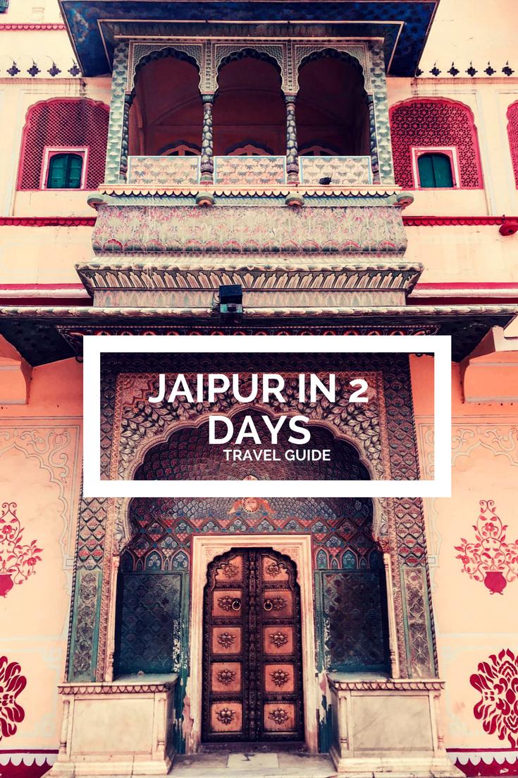 Jaipur-points-of-interest