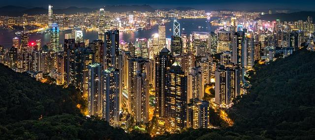 Victoria-Peak-Hong Kong