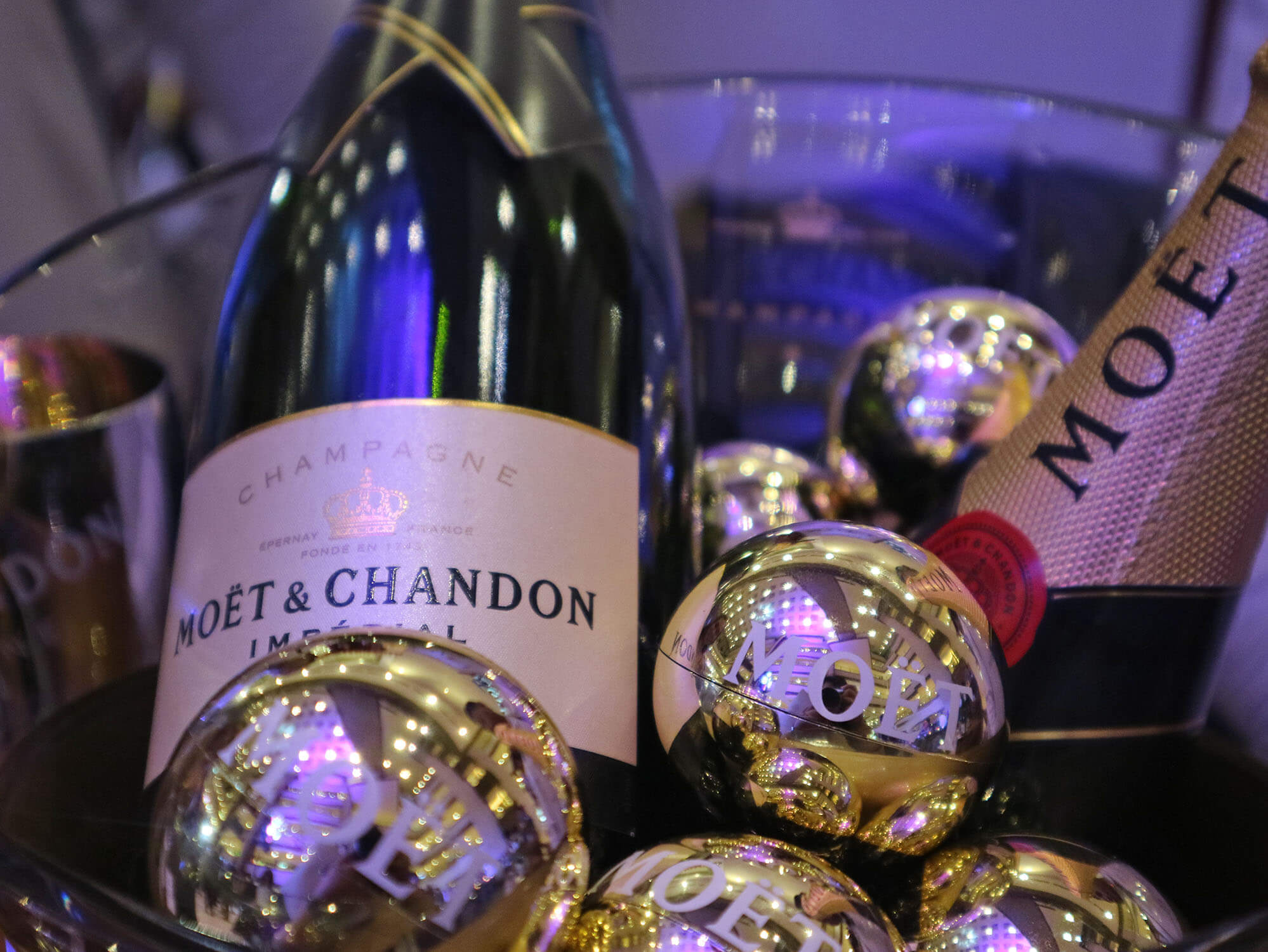 World of Wine Moet and Chandon