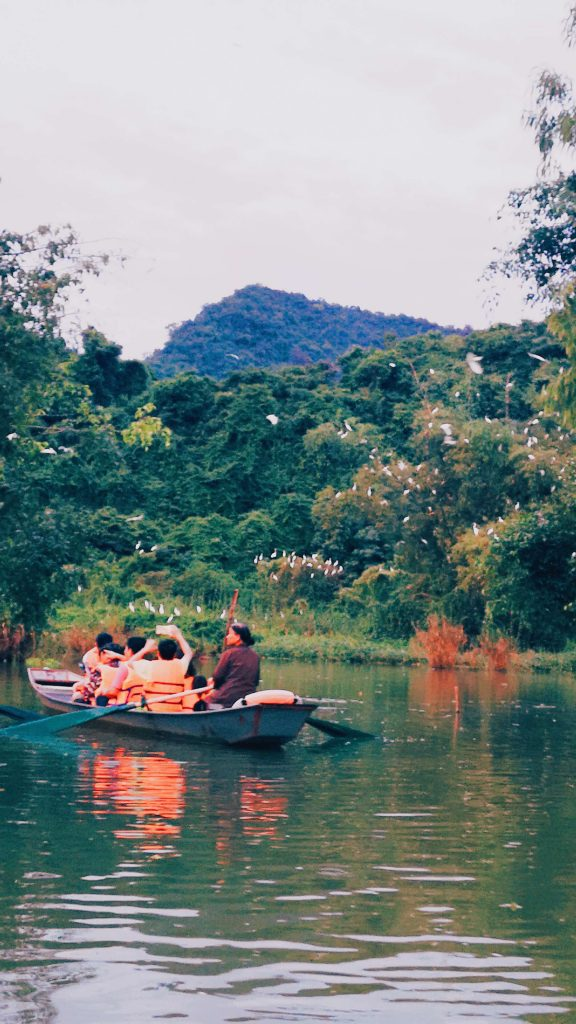 Points of Interest in NInh Binh