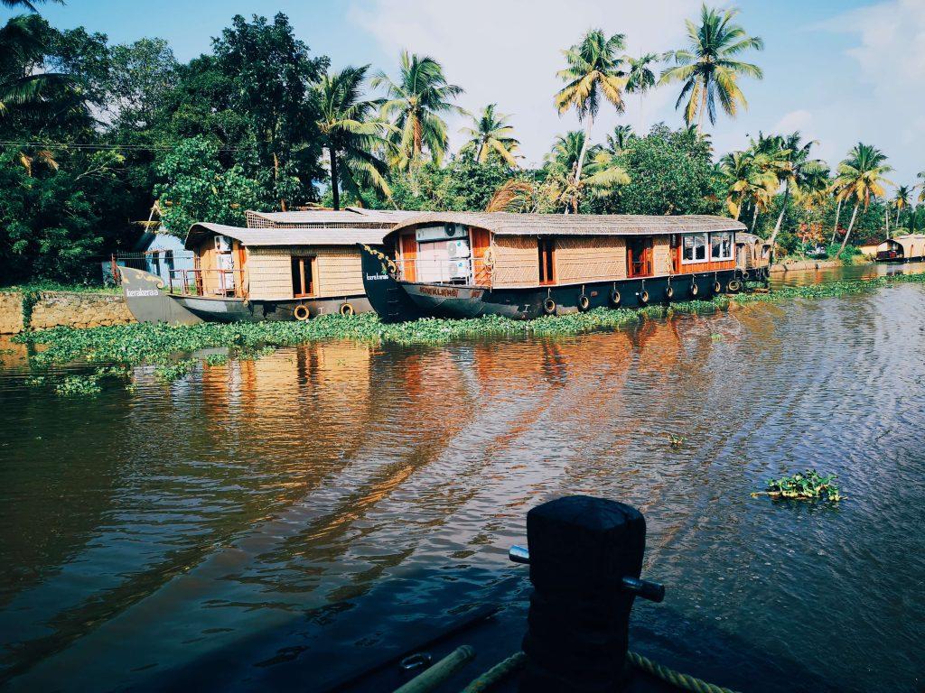 Coconut Lagoon Kerala