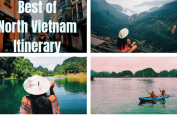 North Vietnam Itinerary
