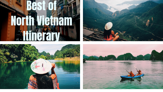 6 Days Northern Vietnam Itinerary - Karla Around the World