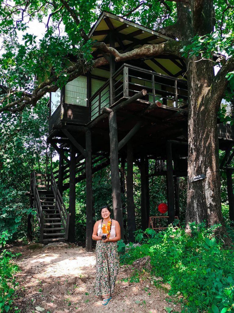 Pench Tree House
