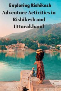 Adventure Activities at Rishikesh