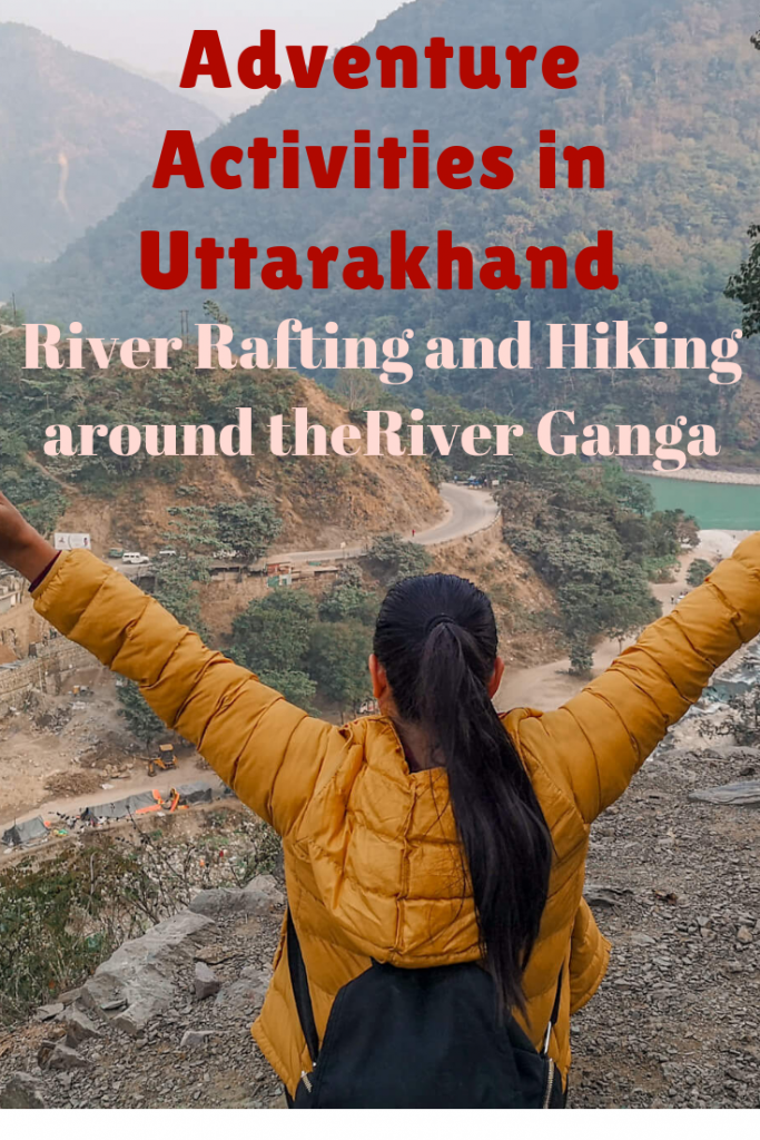 Adventure Activities at Rishikesh