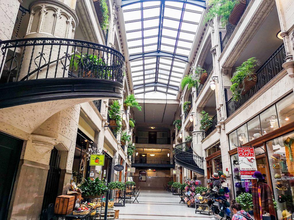 Grove Arcade Asheville