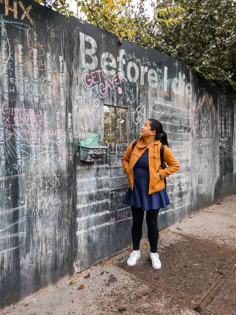 Before I DIe Wall in Asheville