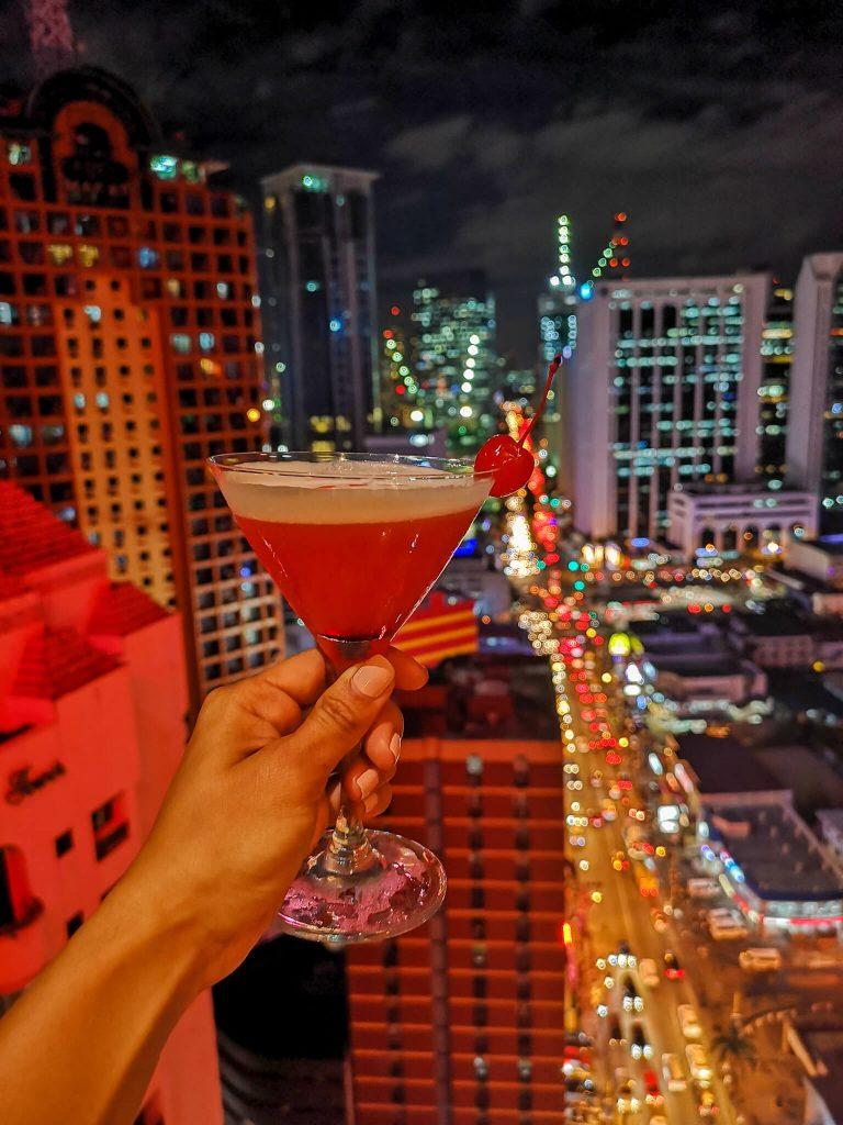 Encima Rooftop Bar