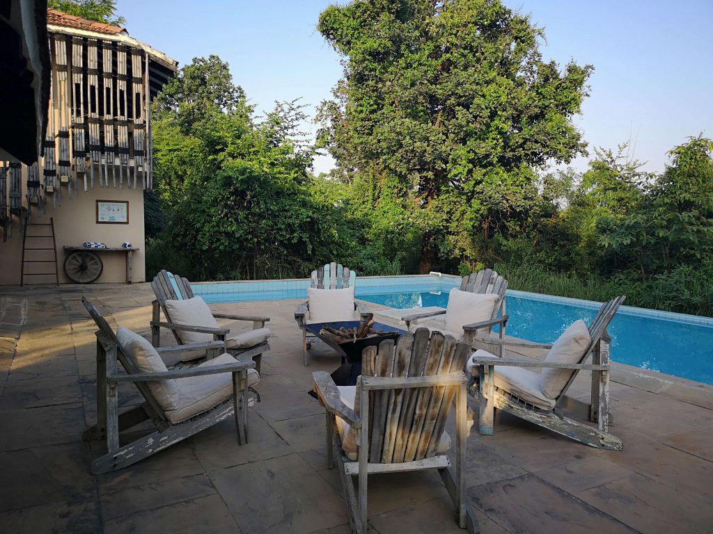 Denwa Backwaters Swimming Pool