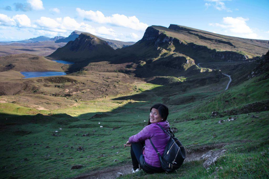 Quiriang Isle of Skye